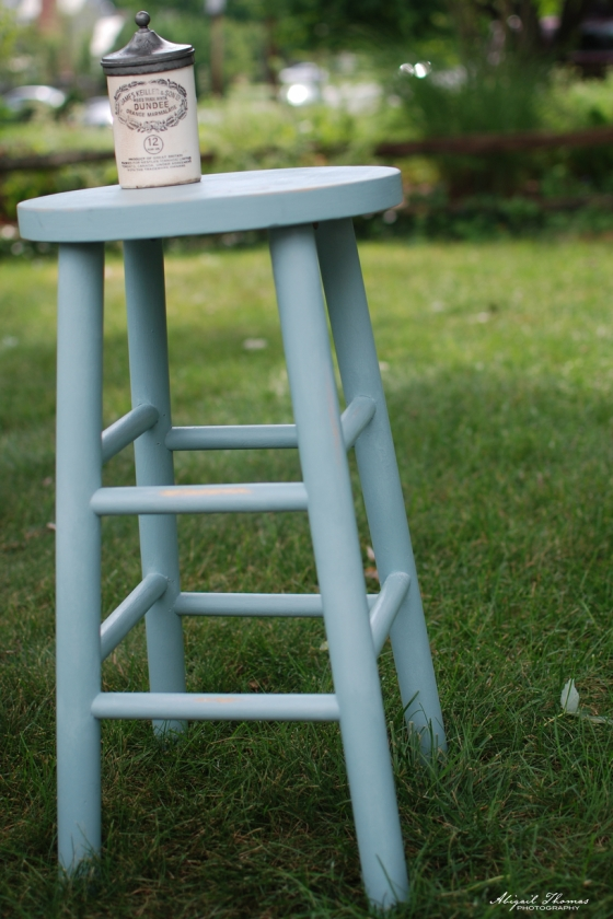 Duck Egg Stool