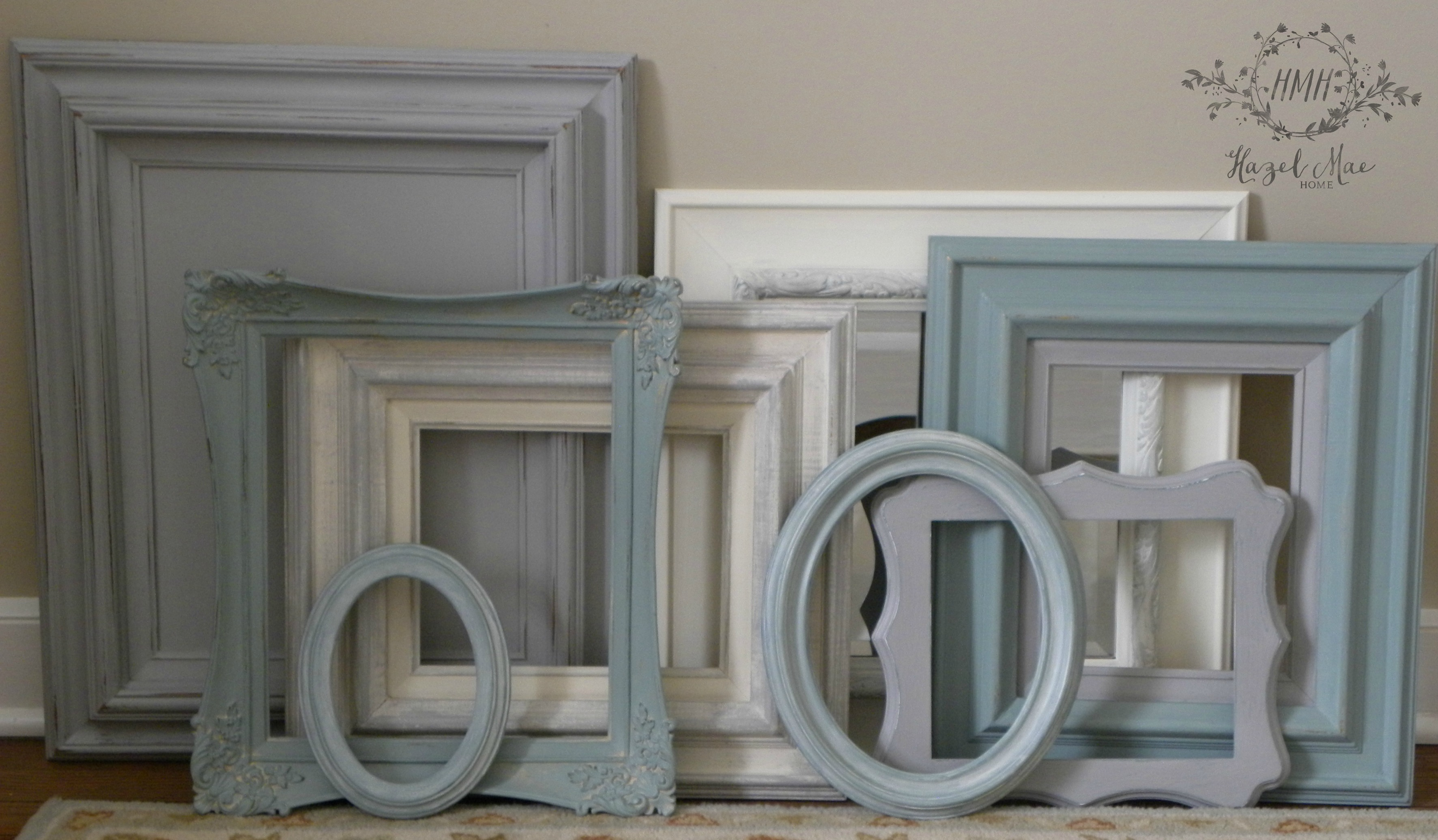 Bedroom wall gallery hazel mae home for Bedroom wall frames