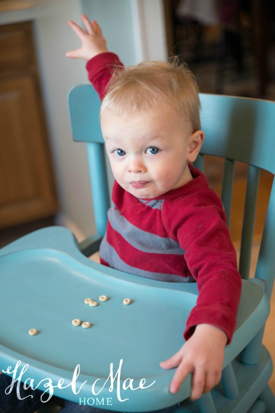 High Chair Provence After2