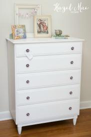 Pure White Dresser