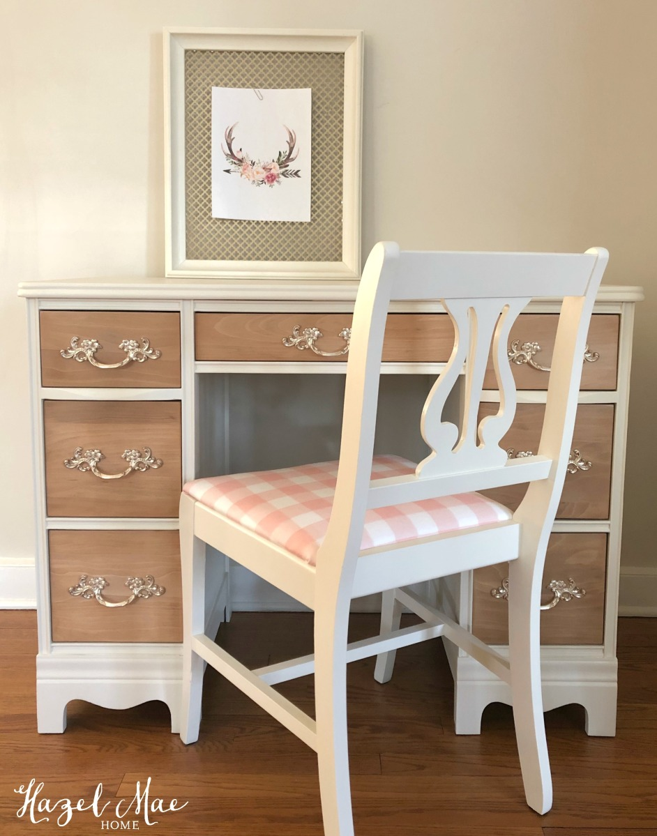 Child's Desk and Chair (Available for Purchase)